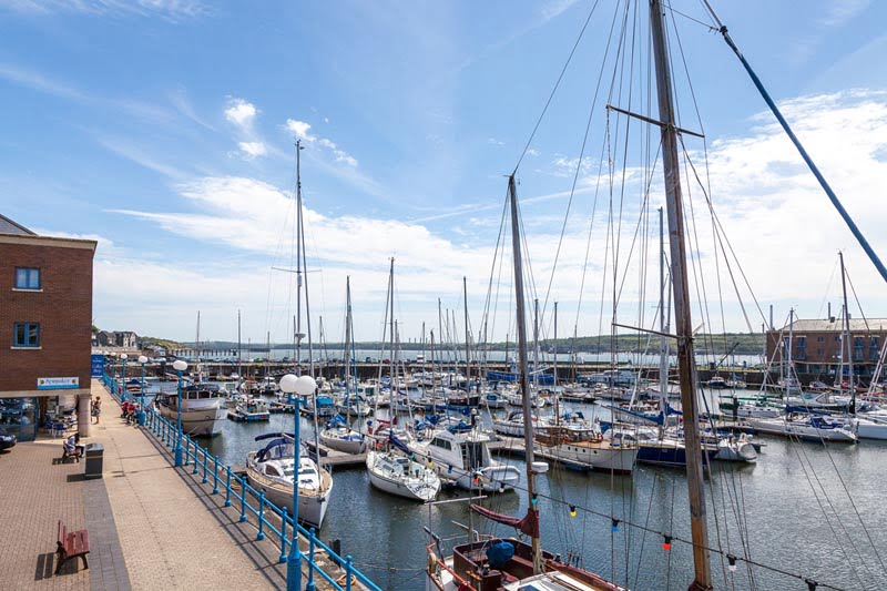 Berth holders at Milford Marina to benefit from exclusive discounts