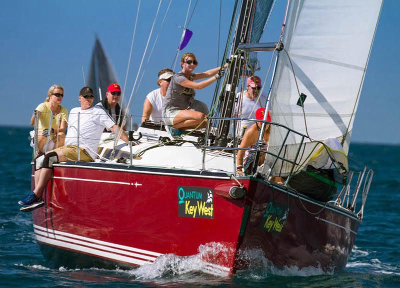 Early entry deadline approaches for Quantum Key West Race Week