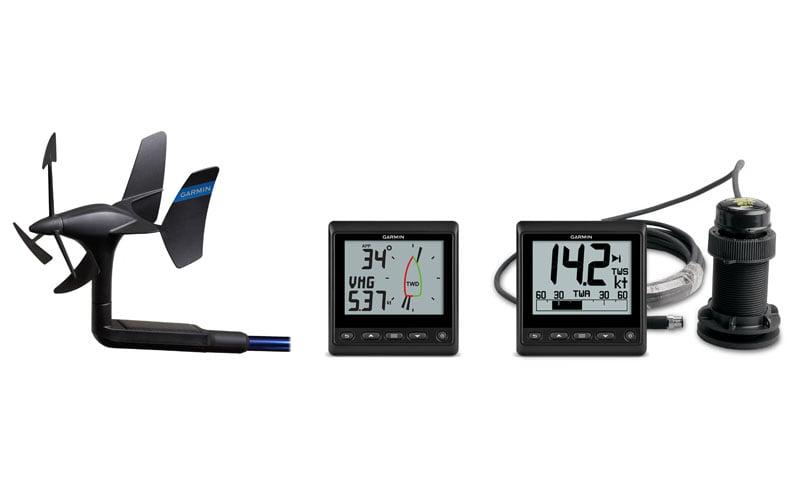 Garmin® announces gWind Wireless 2 Transducer for sailors