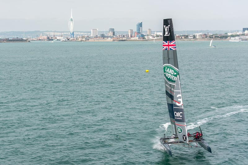 MDL Marinas gears up for the America's Cup World Series Portsmouth