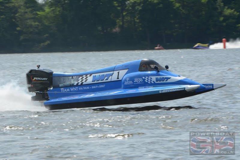 Powerboat GP heads to Penultimate venue