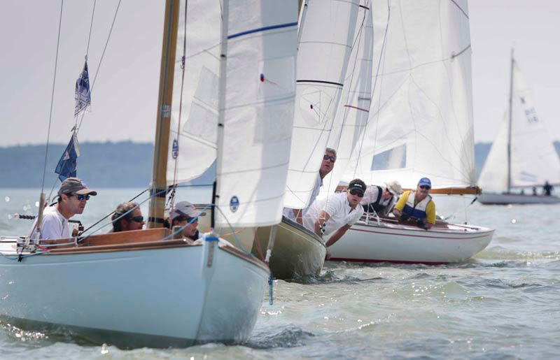 Charles Stanley Cowes Classics Week - Sitting it out on day one