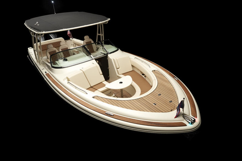 Chris-Craft Calypso 30 to Launch at Palma Boat Show