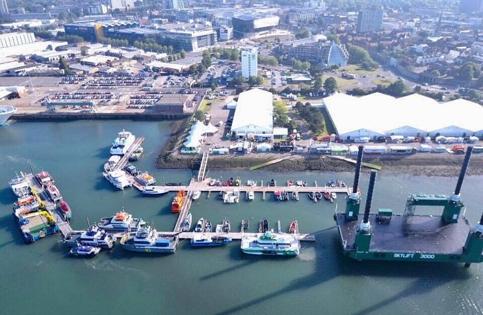 New dates for Seawork 2018