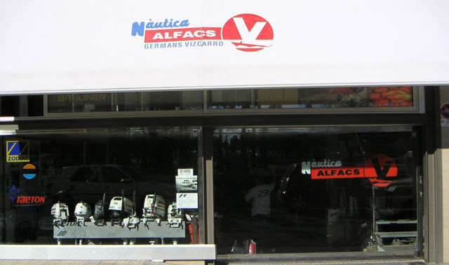 Náutica Alfacs is Spain's newest Ocean Safety Approved Service Centre