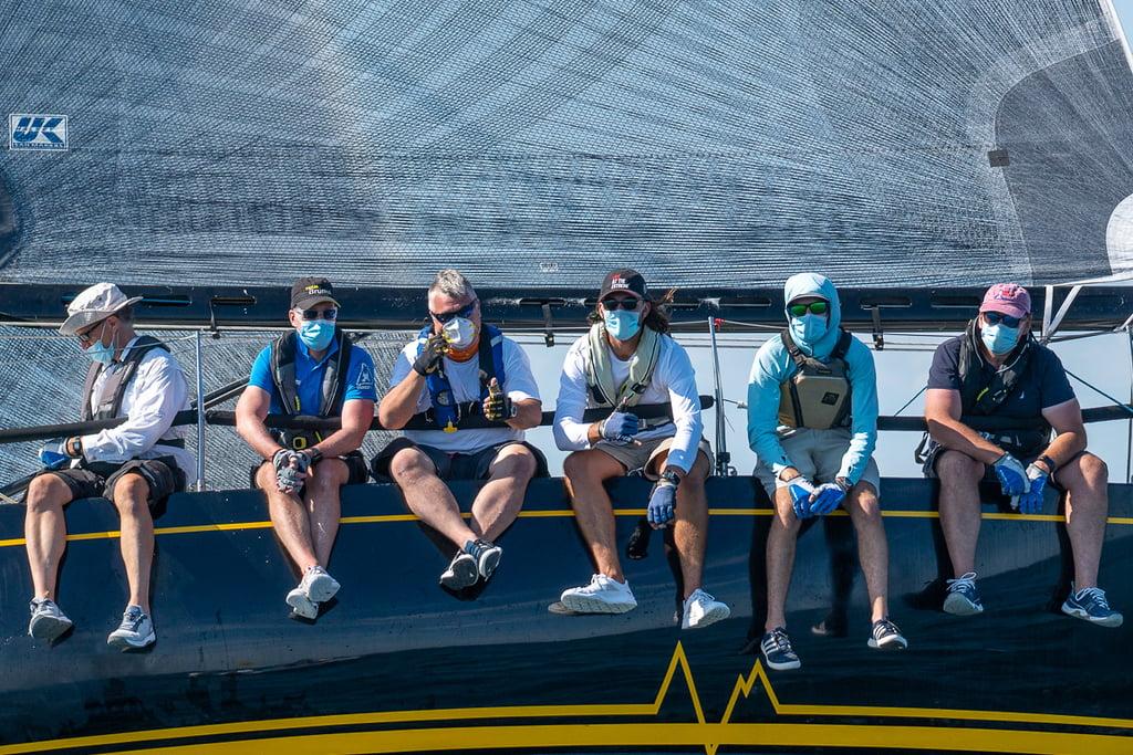 Storm Trysail Club - Ted Hood Regatta 2020 had something for everyone