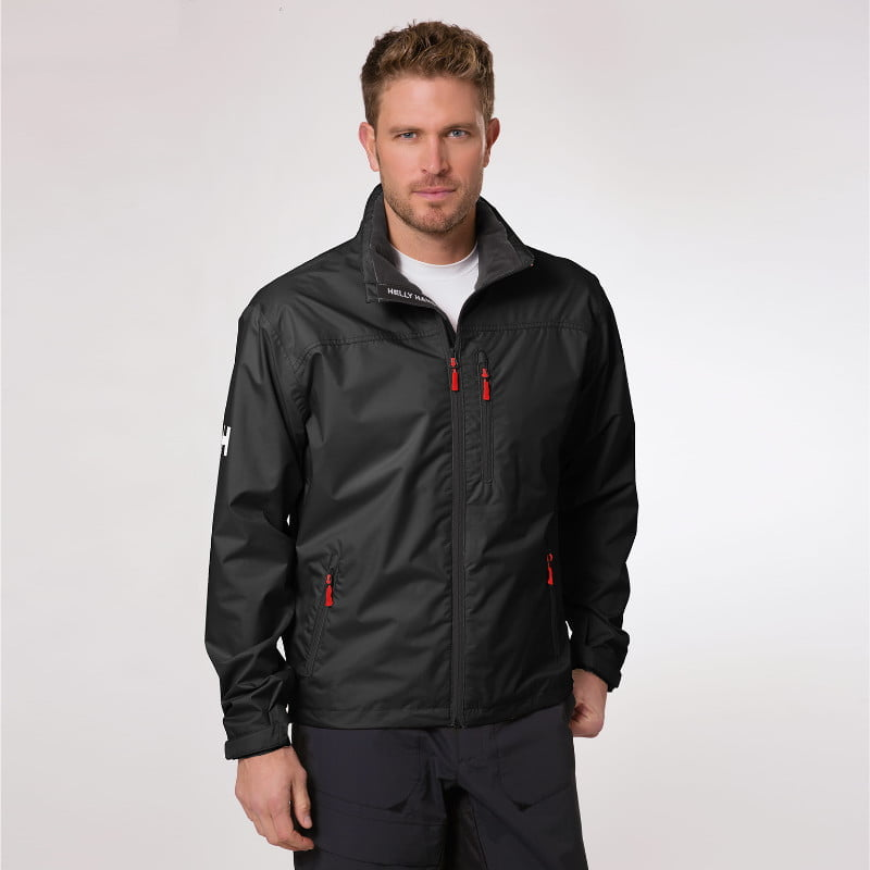 Helly Hansen Crew Jacket Black