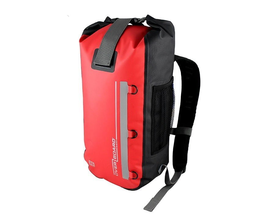 Overboard 20L Classic Waterproof Backpack review