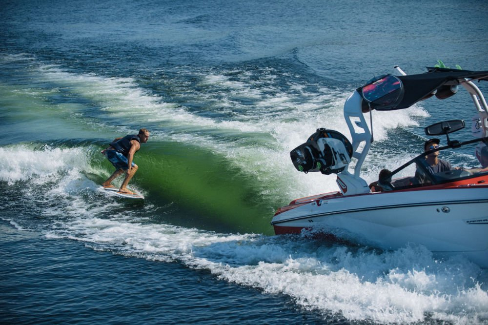 YANMAR and Mastry Join Nautique to Introduce New Diesel Engine Solution to Wake Sports Market