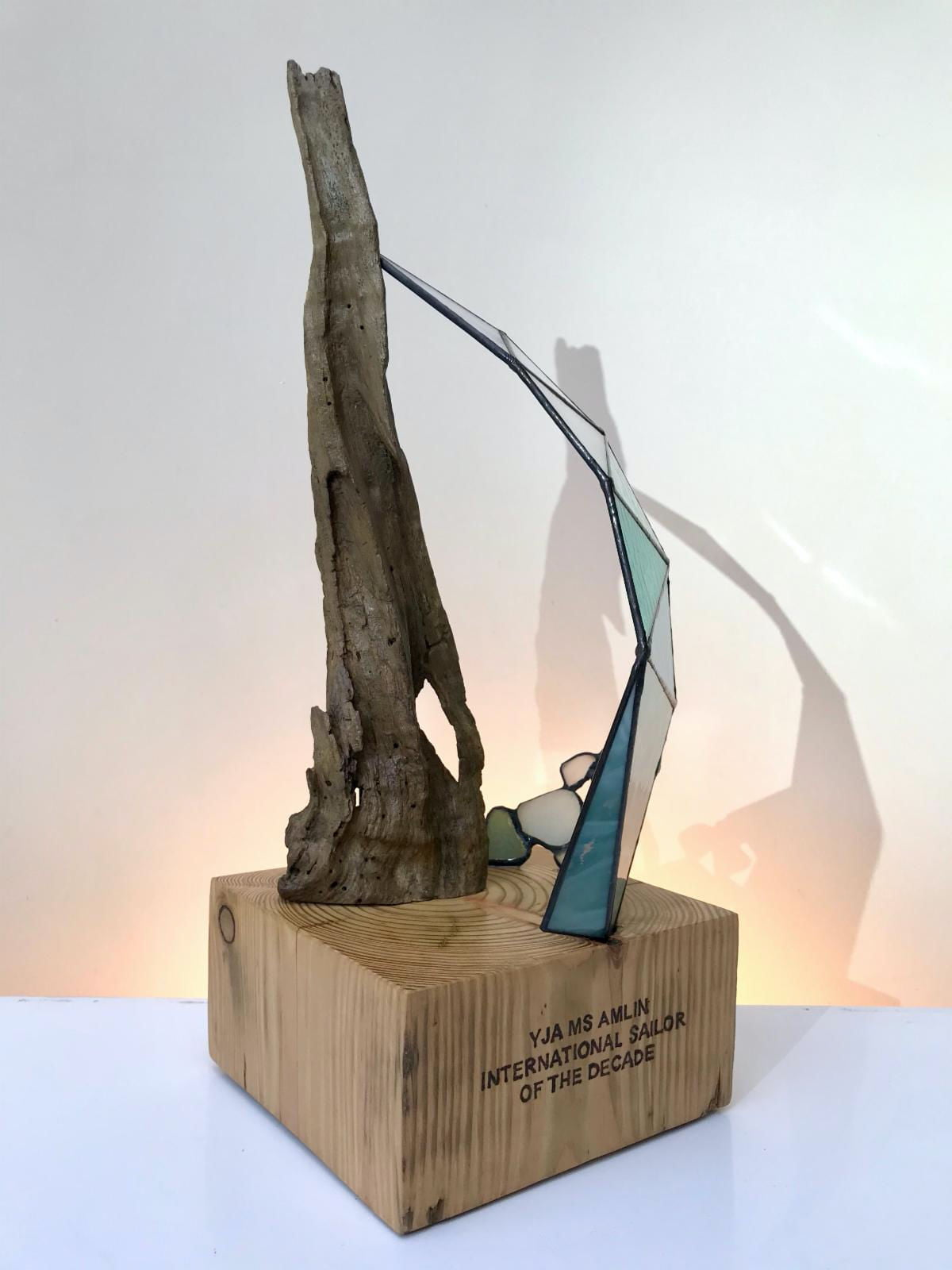 Shortlist and Trophy revealed for the YJA MS Amlin  'International Sailor of the Decade'