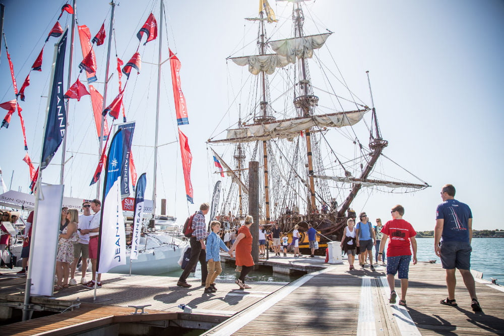 2021 dates announced for Southampton International Boat Show