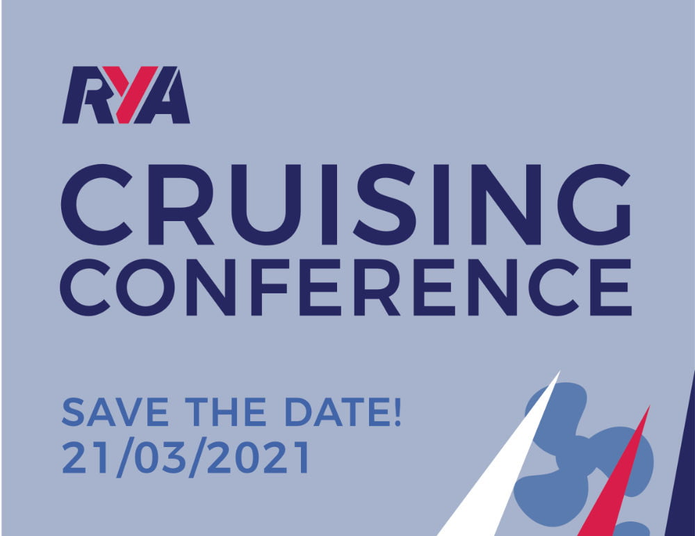 RYA Cruising Conference goes virtual for 2021