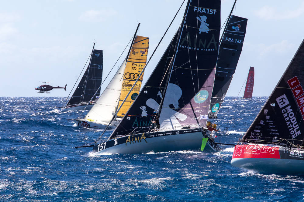 2021 RORC Caribbean 600 is cancelled