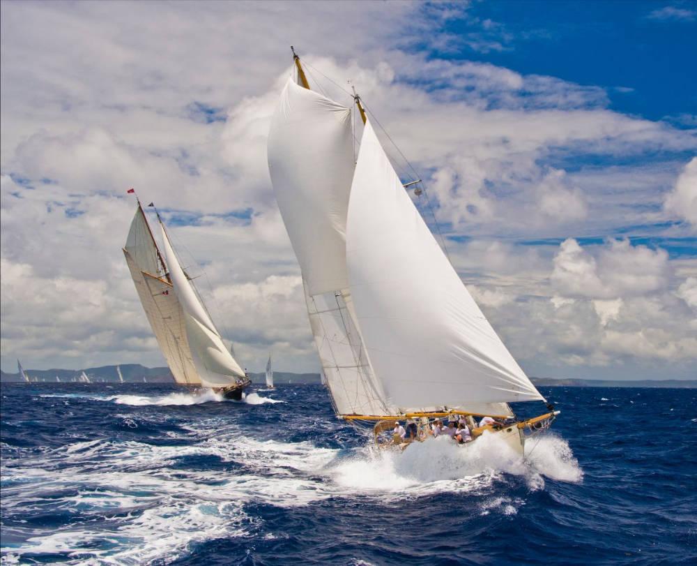 Antigua Classic Yacht Regatta - 2021 Event Cancellation
