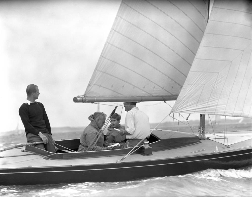 Royal Yachting Association pays tribute to HRH The Duke of Edinburgh