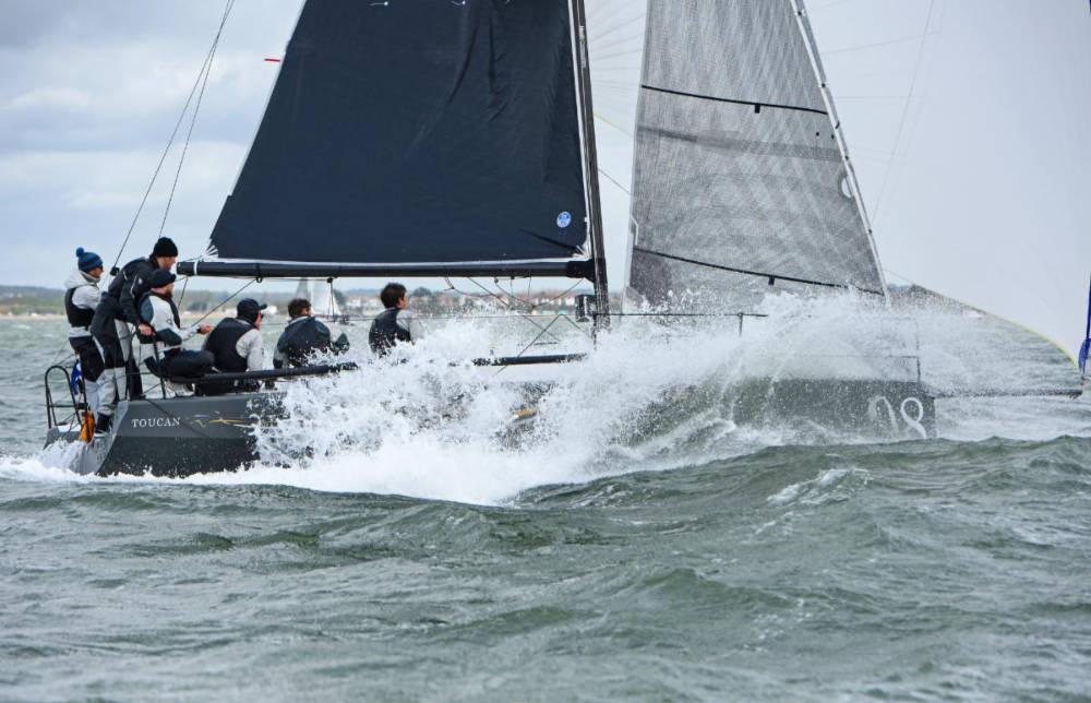 Winners announced for RORC Vice Admiral's Cup