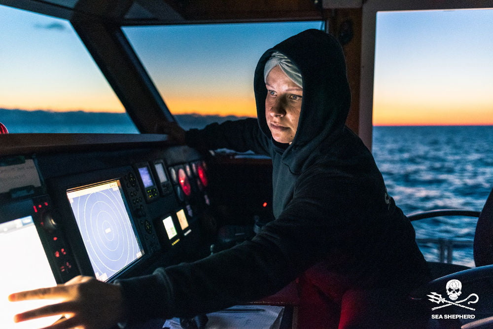 Sea Shepherd Italia takes the long view on conservation with Raymarine's help