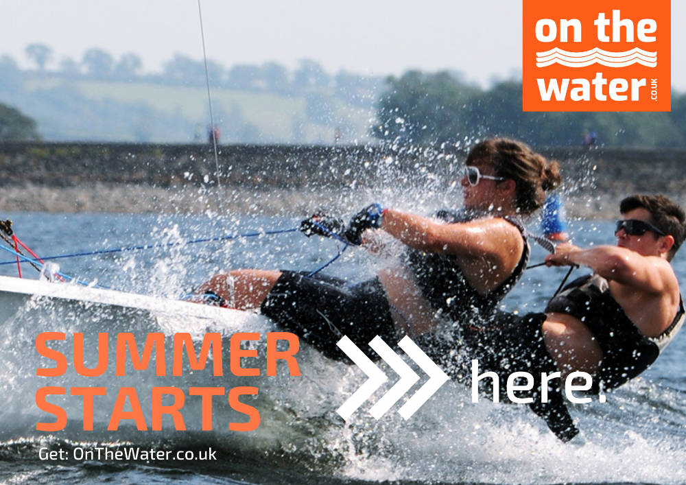 Spending time on the water can be a perfect prescription to improvehealth and wellbeing