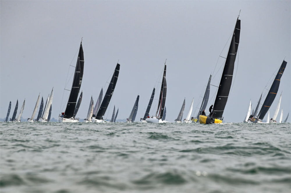 80 Boats for RORC Channel Race
