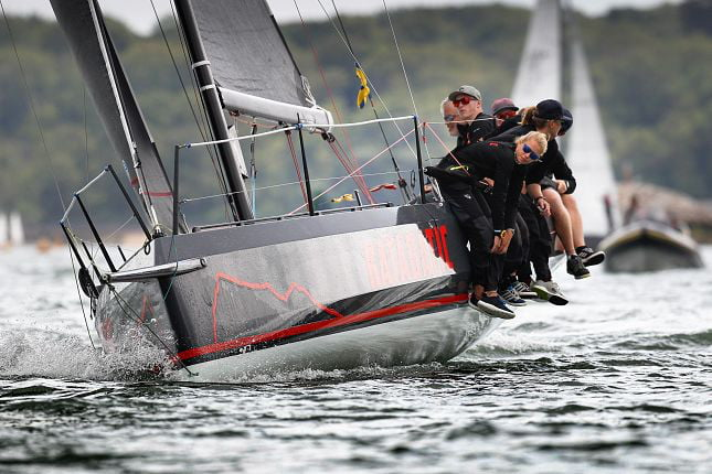 Cowes Week Daily Round Up Day 1