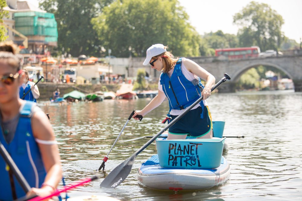 Help Turn the Tide on Plastic Pollution on Southampton's Waterways