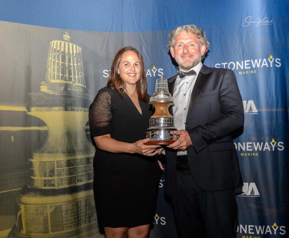 Winners of prestigious yachting awards crowned at YJA Stoneways Marine Awards Gala Dinner in Southampton